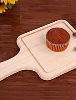 Недорогие -Инструменты для выпечки Дерево Творческая кухня Гаджет Необычные гаджеты для кухни куб Десертные инструменты 1шт