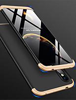 Недорогие -Кейс для Назначение Xiaomi Redmi Note 5 Pro / Redmi S2 Матовое Кейс на заднюю панель Однотонный Твердый ПК для Xiaomi Redmi Note 5 Pro / Xiaomi Redmi Note 6 / Xiaomi Redmi 6 Pro