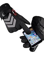 Недорогие -Mittens Универсальные Мотоцикл перчатки Ткань Сохраняет тепло