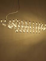 Недорогие -UMEI™ Спутник / Оригинальные Люстры и лампы Рассеянное освещение Электропокрытие Алюминий Творчество, LED, Cool 110-120Вольт / 220-240Вольт Теплый белый / Белый