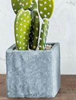 Недорогие -Искусственные Цветы 1 Филиал Классический Современный современный Суккулентные растения / Ваза Букеты на стол