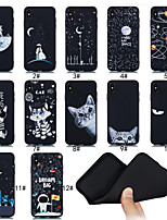 abordables -Coque Pour Apple iPhone XR / iPhone XS Max Ultrafine / Motif Coque Bande dessinée Flexible TPU pour iPhone XS / iPhone XR / iPhone XS Max