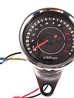 Недорогие -C-1001 Мотоцикл Тахометр / Датчик температуры воды / Счётчик пробега для Мотоциклы Все года измерительный прибор Антистатический / Водонепроницаемый / Защита от солнечных лучей