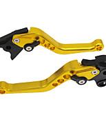 Недорогие -Мотоцикл С тормозным кабелем Алюминий 7075 1 пара (правая и левая) Назначение YAMAHA Все года