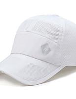 Недорогие -бейсбольная кепка унисекс из полиэстера - цветной блок