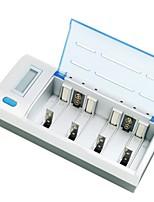 abordables -1pc 100-240 V Design nouveau / Cool / pour pile AA Plastique Chargeur de batterie