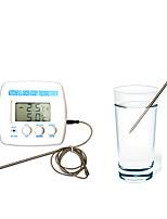Недорогие -OEM TA238 Мини-контакт Термометр для пищевых продуктов Семейная жизнь, с предупреждением о тревоге