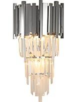 Недорогие -QIHengZhaoMing LED / Современный современный Настенные светильники кафе / Офис Хрусталь настенный светильник 110-120Вольт / 220-240Вольт 5 W