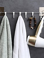 abordables -Crochets Créatif Moderne Plastique 1pc Salle de bain