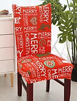 baratos -Cobertura de Cadeira Estampado Impressão Reactiva Poliéster Capas de Sofa