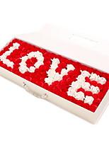 Недорогие -Инструменты Оригинальные Modern 100 г / м2 полиэфирный стреч-трикотаж 1шт Украшение ванной комнаты