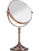 Недорогие -Зеркало Регулируется / Cool Современный Металл 1шт Украшение ванной комнаты