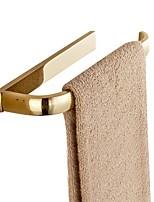 Недорогие -Держатель для полотенец Новый дизайн Современный / Modern Латунь 1шт На стену
