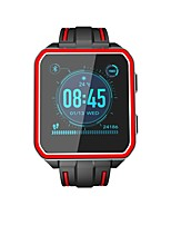 baratos -BoZhuo WQ9 Pulseira inteligente Android iOS Bluetooth Esportivo Impermeável Monitor de Batimento Cardíaco Medição de Pressão Sanguínea Podômetro Aviso de Chamada Monitor de Sono Lembrete sedentária