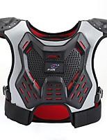 abordables -Équipement de protection moto pour Veste Unisexe PE Protection / Faciliter l'habillage / Etanche