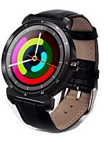 baratos -KING-WEAR® K88H PLUS Relógio inteligente Android iOS Bluetooth Smart Esportivo Monitor de Batimento Cardíaco Tela de toque Calorias Queimadas Podômetro Aviso de Chamada Monitor de Sono Lembrete