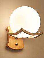 Недорогие -Cool Современный современный Настенные светильники Спальня Металл настенный светильник 220-240Вольт 3 W