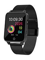 Недорогие -BoZhuo X9 Умный браслет Android iOS Bluetooth Спорт Водонепроницаемый Пульсомер Израсходовано калорий Педометр Напоминание о звонке Датчик для отслеживания сна Сидячий Напоминание Найти мое устройство