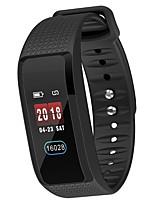 Недорогие -Indear CPB61 Умный браслет Android iOS Bluetooth Smart Спорт Водонепроницаемый Пульсомер / Измерение кровяного давления / Сенсорный экран / Израсходовано калорий / Длительное время ожидания