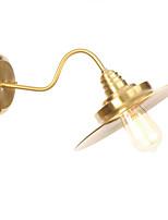 Недорогие -Мини / Новый дизайн Простой / Современный современный Настенные светильники Гостиная / Спальня Металл настенный светильник 110-120Вольт / 220-240Вольт 60 W