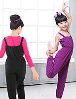 abordables -Danse classique Costumes Fille Entraînement / Utilisation Elasthanne / Lycra Elastique Sans Manches Collant / Combinaison