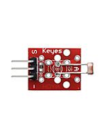 Недорогие -модуль фоторезистора (красный), разъемы