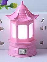 Недорогие -1шт Настенный светильник Тёплый белый DC Powered Креатив / Украшение 220-240 V