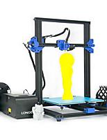 Недорогие -более длинная плита для печати 3D-дисплея lk1 diy 300 * 300 * 400 мм с 2,8-дюймовым полноцветным сенсорным экраном / детектором накаливания / отказом питания