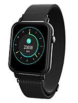 Недорогие -Indear Y6pro Умный браслет Android iOS Bluetooth Smart Спорт Водонепроницаемый Пульсомер / Измерение кровяного давления / Сенсорный экран / Израсходовано калорий / Длительное время ожидания