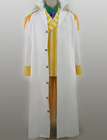 Недорогие -Вдохновлен One Piece Косплей Аниме Косплэй костюмы Косплей Костюмы Особый дизайн / С кисточками Рубашка / Блузка / Кофты Назначение Муж. / Жен.