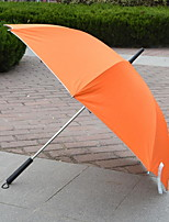Недорогие -100 г / м2 полиэфирный стреч-трикотаж Муж. / Жен. новый Зонт-трость