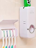 Недорогие -Стакан для зубных щеток обожаемый Modern Пластик 2pcs Зубная щетка и аксессуары