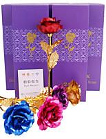 Недорогие -Искусственные Цветы 1 Филиал Классический Современный современный / Традиционный Розы Букеты на стол