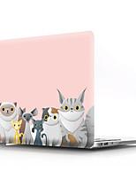 """Недорогие -MacBook Кейс Животное / Мультипликация ПВХ для MacBook Air, 11 дюймов / Новый MacBook Pro 13"""" / New MacBook Air 13"""" 2018"""