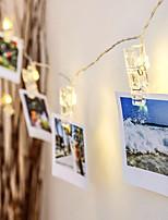 Недорогие -Светодиодный светильник Brelong 1 м 10 светлый теплый белый свет, всегда яркий со вспышкой