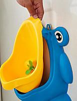 abordables -1pc grenouille enfants pot formation de la propreté enfants urinoir pour garçons pee trainer salle de bains