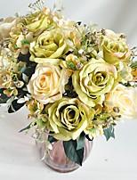Недорогие -Искусственные Цветы 12 Филиал Классический Современный современный Вечные цветы Букеты на стол