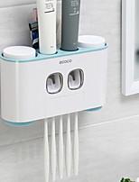 Недорогие -Стакан для зубных щеток Креатив Современный современный ABS + PC 1 комплект Зубная щетка и аксессуары