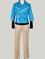 Недорогие -Вдохновлен Косплей Косплей Аниме Косплэй костюмы Косплей Костюмы Современный стиль Пальто / Кофты / Брюки Назначение Муж. / Жен.
