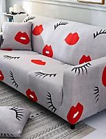 baratos -Cobertura de Sofa Geométrica Impressão Reactiva Poliéster Capas de Sofa