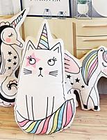 Недорогие -Кошка единорог Мягкие и плюшевые игрушки Милый утонченный удобный Хлопок / полиэфир Все Игрушки Подарок 3 pcs