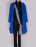 abordables -Inspiré par KARNEVAL Cosplay Manga Costumes de Cosplay Costumes Cosplay Couleur Pleine Manteau / Haut / Pantalon Pour Homme / Femme