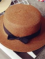 Недорогие -Жен. Классический Широкополая шляпа Геометрический принт