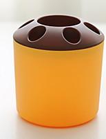 Недорогие -Стакан для зубных щеток обожаемый / Креатив Современный современный Пластик 3шт Зубная щетка и аксессуары
