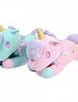 Недорогие -единорог Мягкие и плюшевые игрушки обожаемый удобный Хлопок / полиэфир Все Игрушки Подарок 3 pcs