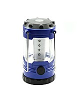 Недорогие -TANXIANZHE® Походные светильники и лампы Светодиодная лампа LED излучатели Портативные, Регулируется, Легкость Походы / туризм / спелеология, Повседневное использование Буле / черный