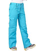 Недорогие -MARSNOW® Жен. Лыжные брюки Лыжные очки Зимние виды спорта Сноубординг Зимние виды спорта Хлопок Тёплые брюки Одежда для катания на лыжах / Зима