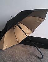 Недорогие -100 г / м2 полиэфирный стреч-трикотаж Все новый Зонт-трость