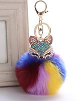 Недорогие -брелки для ключей из женской моды / мультфильма