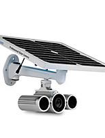 Недорогие -1080p starlight cmos солнечной энергии безопасности открытый hw0029-5 камера с двумя батареями